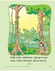 Walk in the Rainforest: Circle-Time Book