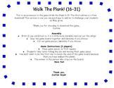 Walk the Plank! (16-31)