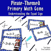 Pirate Math Game for Learning the Meaning of the Equal Sign
