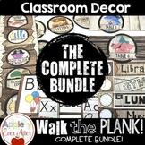 Walk the Plank Series - Complete Pirate Decor Bundle