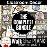 Walk the Plank Series - Complete Pirate Decor Bundle