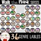 Walk the Plank Series - Wooden Pirate Book Genre Labels
