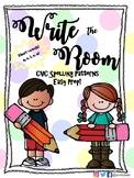 Write the Room! - CVC Edition