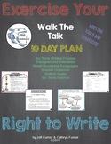 Walk the Talk: Illustrative Writing