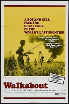 Walkabout (Film) Word Search Puzzle