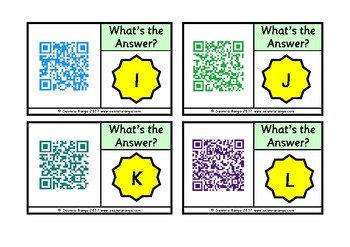 Walkabout Maths 10 (QR Codes)