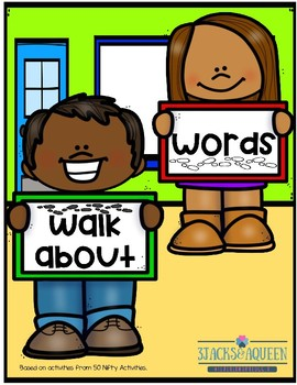 Walkabout Words
