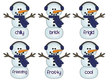 Walkin' in a Winter Centerland {Winter Centers for Math/Literacy}