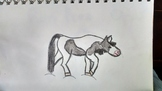 Walking Horse Picture
