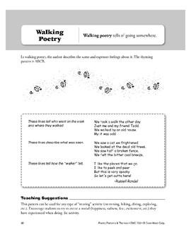 Walking Poetry