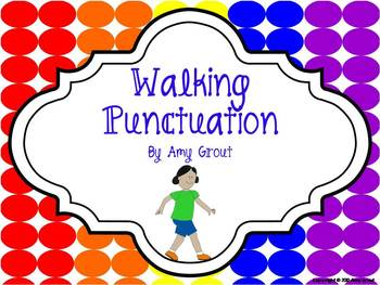 Walking Punctuation