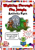 Walking Through the Jungle - Activity Pack - Learn English