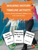 Walking Timeline Exercise (set for 45, 50 & 100 mtr's & 10