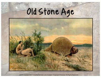 Walking Tour from Paleolithic to Neolithic Age or Stone Age Activity