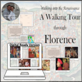 Walking Tour of Florence in the Renaissance for Google Dri