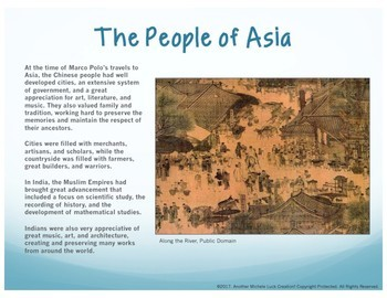 Walking Tour of the Age of Exploration World to Visit Europe Asia Africa America