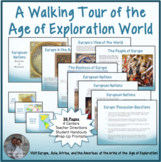 Walking Tour of the Age of Exploration World to Visit Euro