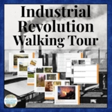 Walking Tour The Industrial Revolution Interactive Class Activity Gallery Walk