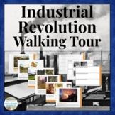 Walking Tour The Industrial Revolution Interactive Class Activity Gallery Walk