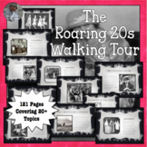 Roaring 20s 1920s Walking Tour Centers Activity