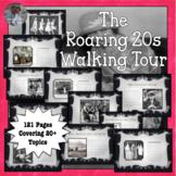 Roaring 20s 1920s Walking Tour Centers Activity Gallery Walk