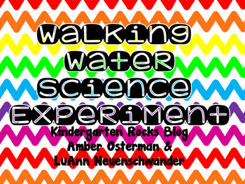 Magic Milk Science Teaching Resources | Teachers Pay Teachers