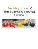 Walking Water &  Scientific Method STEM or STEAM Lesson Plan & Activity