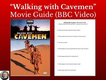 Walking With Cavemen Video Study Guide