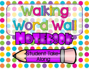 Walking Word Wall