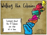 13 Colonies Physical Education Activity