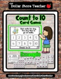 Walking the Dog - Count to 10 Card Game  *s