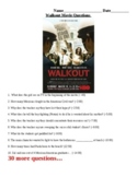 Walkout Movie Questions (On HBO, no link)