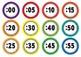 Wall Clock Display Labels