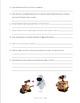 Wall-E Movie Guide in Spanish. Cuestionario Wall-E. Spanish Ciencia y tecnología