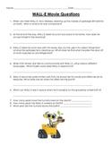 Wall E Movie Questions