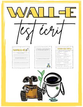 Wall-E - Test écrit