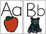 Wall Posters Alphabet Word Wall Headers ABCs Journey's