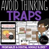 Worries and Thinking Traps / Managing Stress / Digital Goo