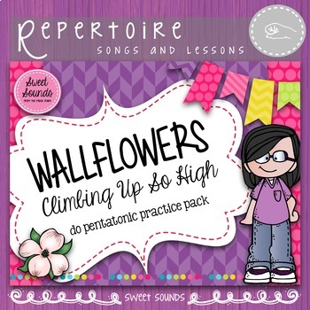 Wallflowers {Do Pentatonic Practice Pack}