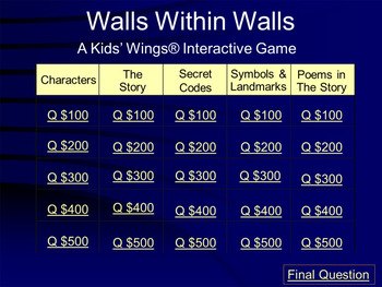 Walls Within Walls by Maureen Sherry, Historical Fiction, Mystery with Puzzles