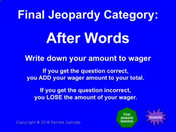 Walls Within Walls by Maureen Sherry Jeopardy