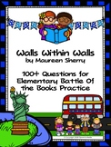 Walls Within Walls by Maureen Sherry - Over 100 EBOB Questions