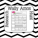 Wally Amos Pebble Go Research