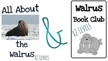 Walruses Book Club Bundle