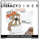 Walruses Nonfiction - Kindergarten Interactive Read Aloud