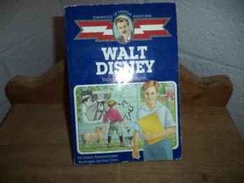 Walt Disney   ISBN 0-689-81324-4
