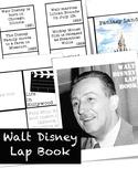 Walt Disney Lap Book