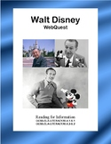 Walt Disney-WebQuest
