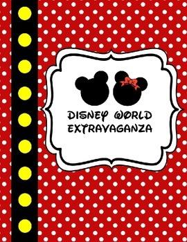 Walt Disney World Planning Binder FREEBIE!