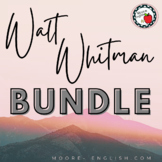 Walt Whitman Bundle